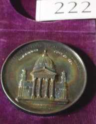 Cathedral of St. Peter and St. Paul Commemorative Medal