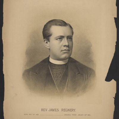 Rev. James Regnery
