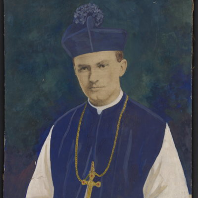 Unidentified priest.