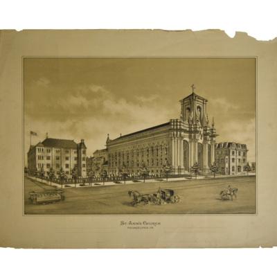 St. Ann's Church, Philadelphia, Pa.