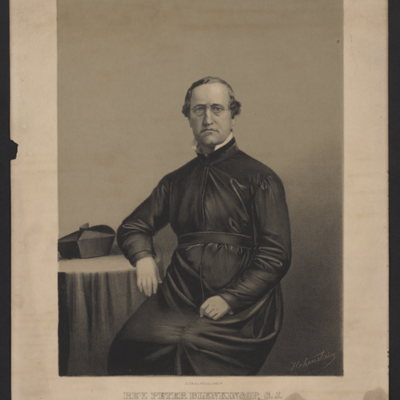 Rev. Peter Blenkinsop, S.J.