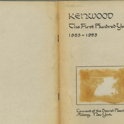 Kenwood: The First Hundred Years, 1853-1953