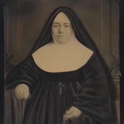 Unidentified nun.