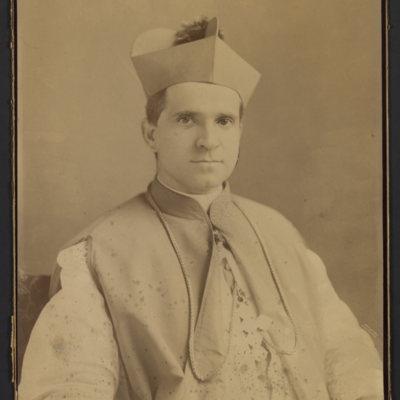 Sebastian Martinelli, Archbishop of Ephesus and Ap. Del. to U. S. America