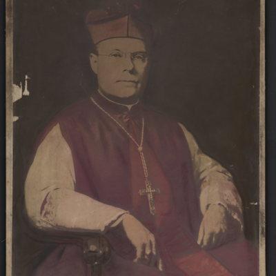 Unidentified priest.