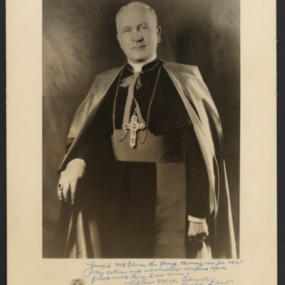Archbishop John Mark Gannon