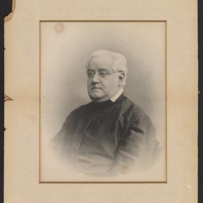 Reverend P. A. Jordan, S.J.