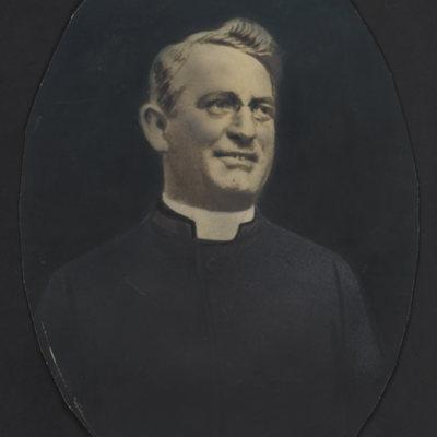 Unidentified priest