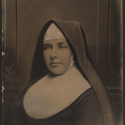 Unidentified nun