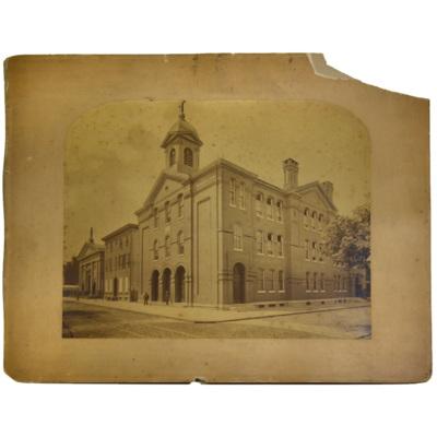 St. Patrick's Church and School, Philadelphia.