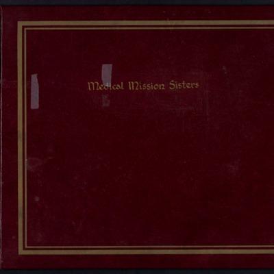 Medical Mission Sisters album