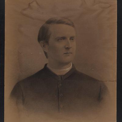 Bishop Ignatius Horstmann.