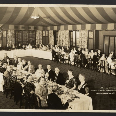 Annual Convention, Catholic Total Abstinence Union of America. Pennsylvania Hotel, August 9, 1939, New York