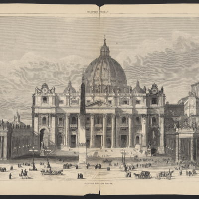 St. Peter's, Rome.