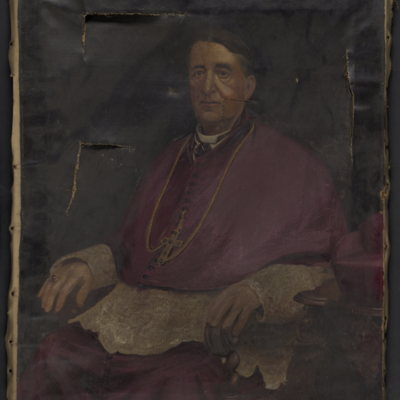 Bishop Edmond F. Prendergast.