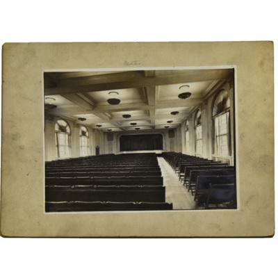 St. Francis de Sales auditorium after alterations