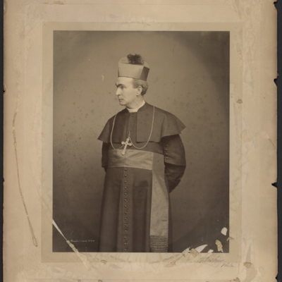 Bishop John W. Shanahan