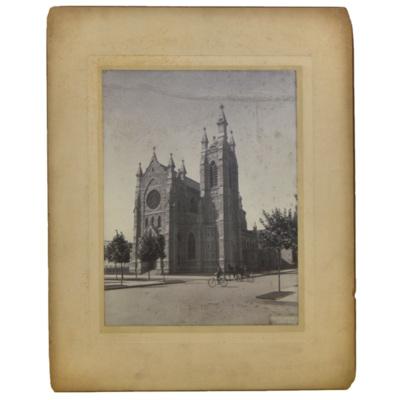 Corpus Christi Church. Mt. Royal Ave, Baltimore.